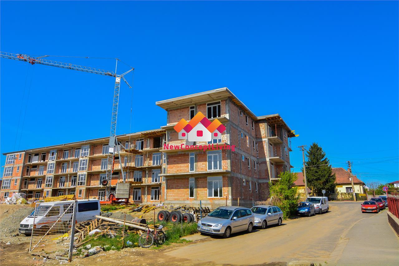 Apartament 2 camere de vanzare in Sibiu - hibrid -37.3 mp