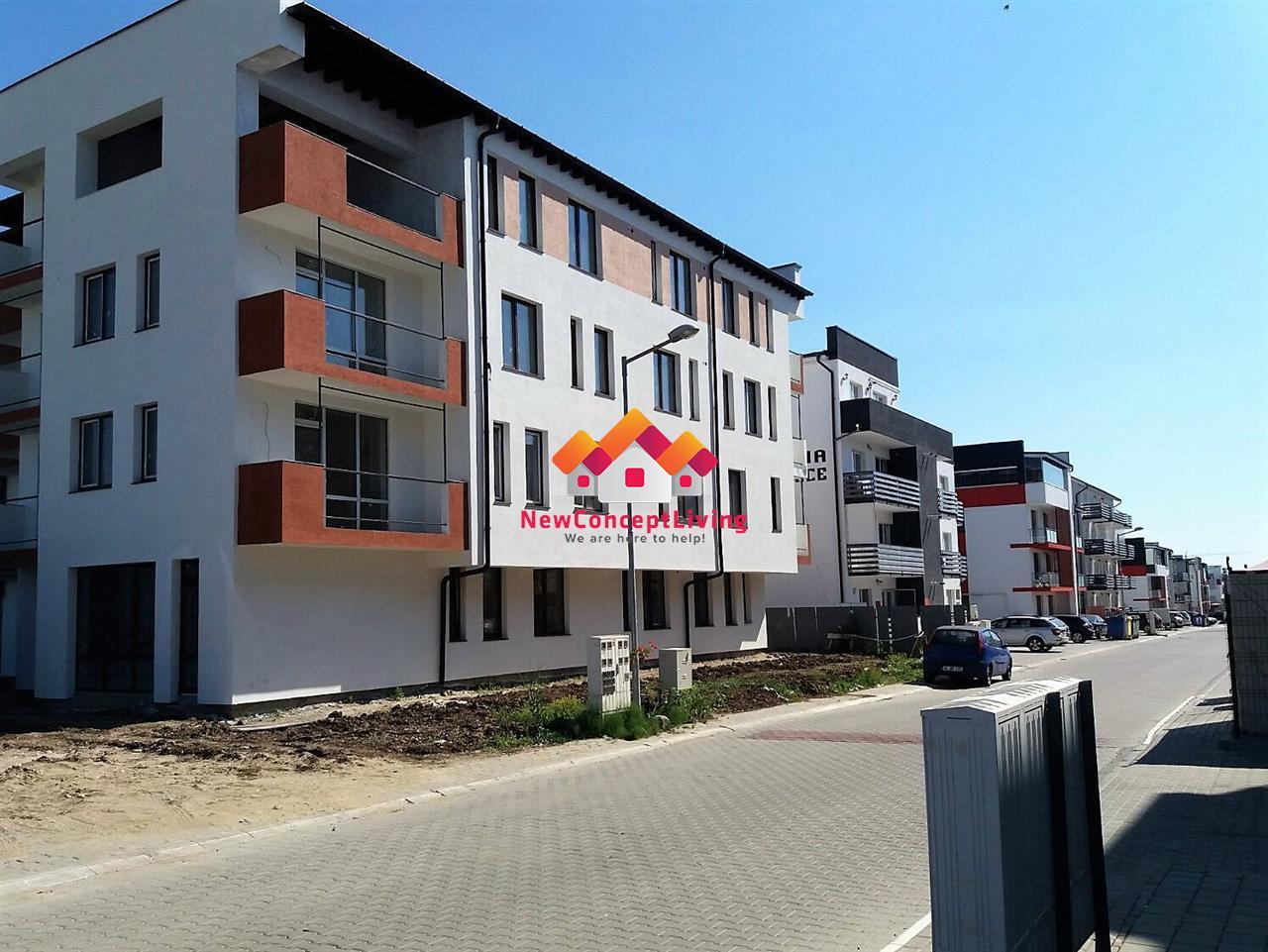 Garsoniera de vanzare in Sibiu- Spatiul ideal pentru afacerea ta