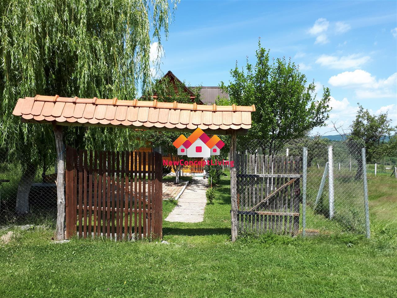 Cabana de vacanta - Zona Superba - Fantanele