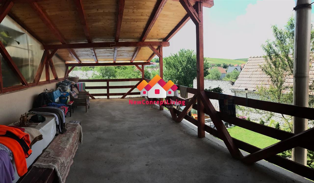Casa de vanzare Sibiu - zona Sura Mare -Frumos amenajata-