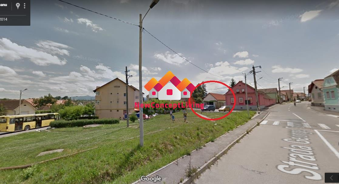 Spatiu comercial de inchiriat in Sibiu, vitrine la strada