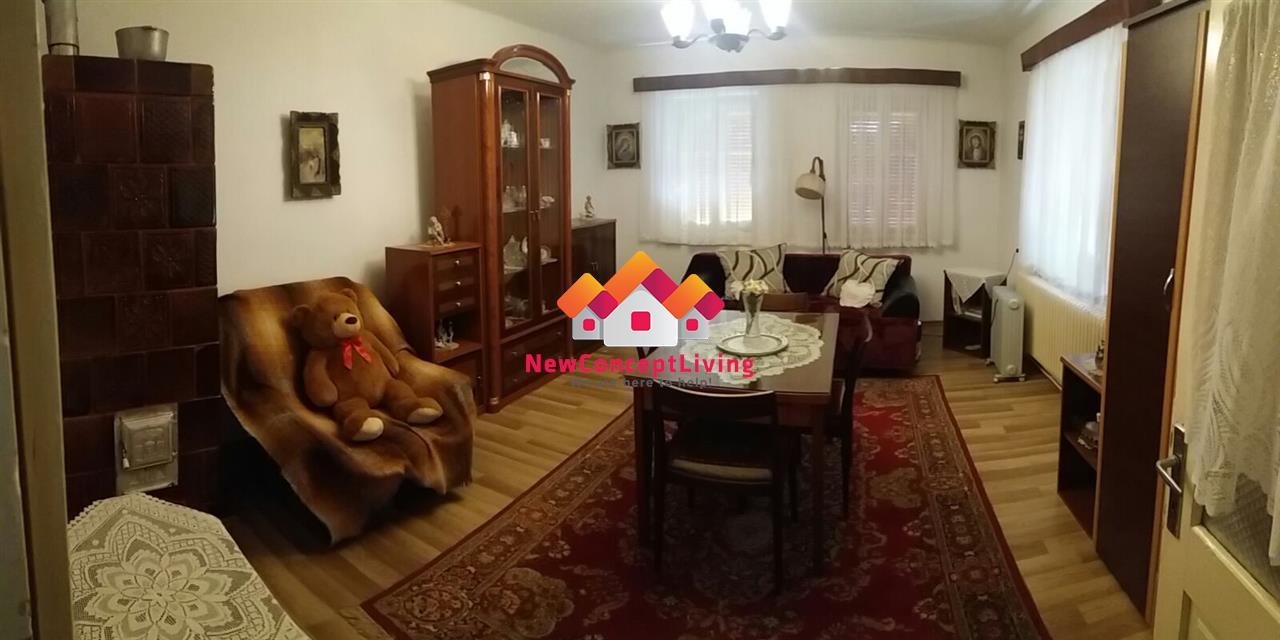 Casa spatioasa cu curte si gradina in Cristian