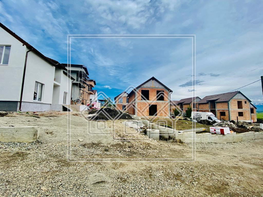 House for sale in Sibiu - individual - land of 630 sqm
