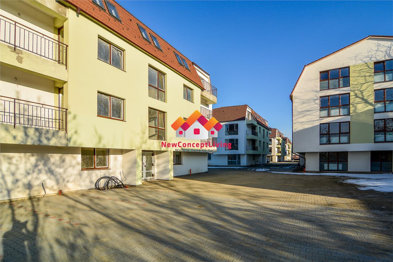 Apartament de vanzare Sibiu - 2 camere - Locatie superba si linistita