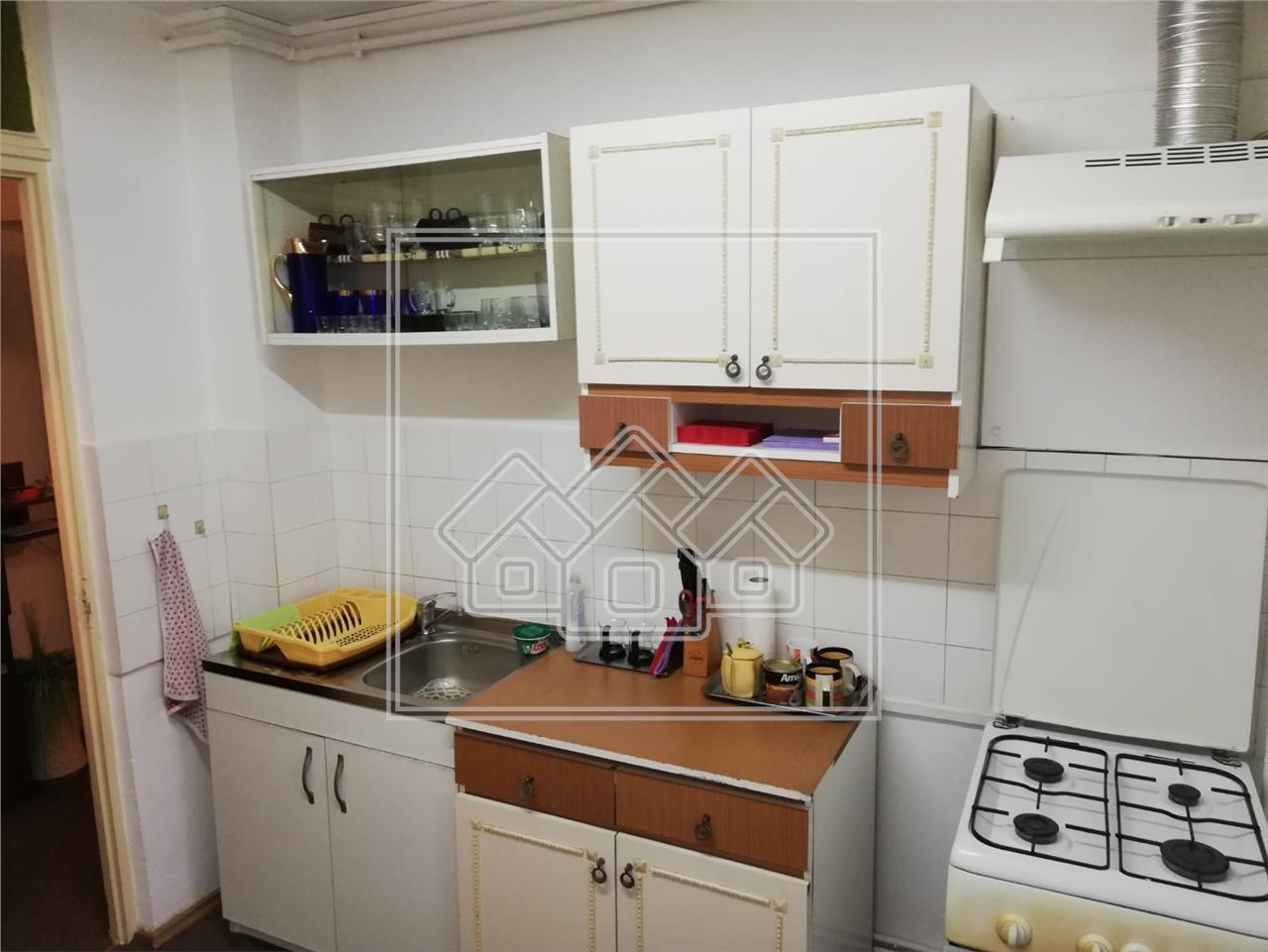 2-Zimmer-Wohnung zum Verkauf in Sibiu