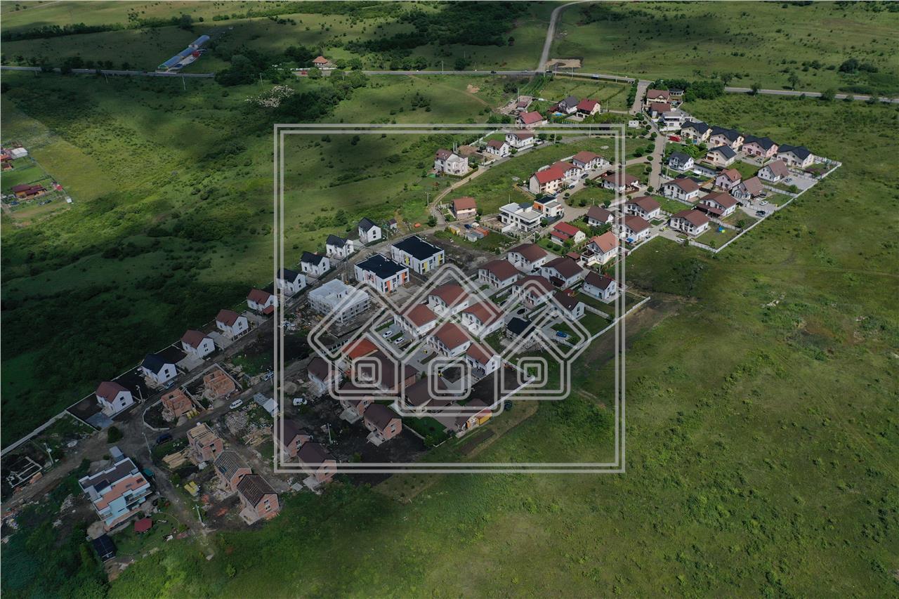 Casa de vanzare in Sibiu Individuala cu teren / Cartier Bavaria