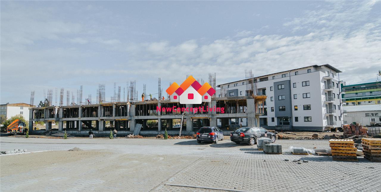 Apartament de vanzare in Sibiu, 2 camere- in zona CENTRALA