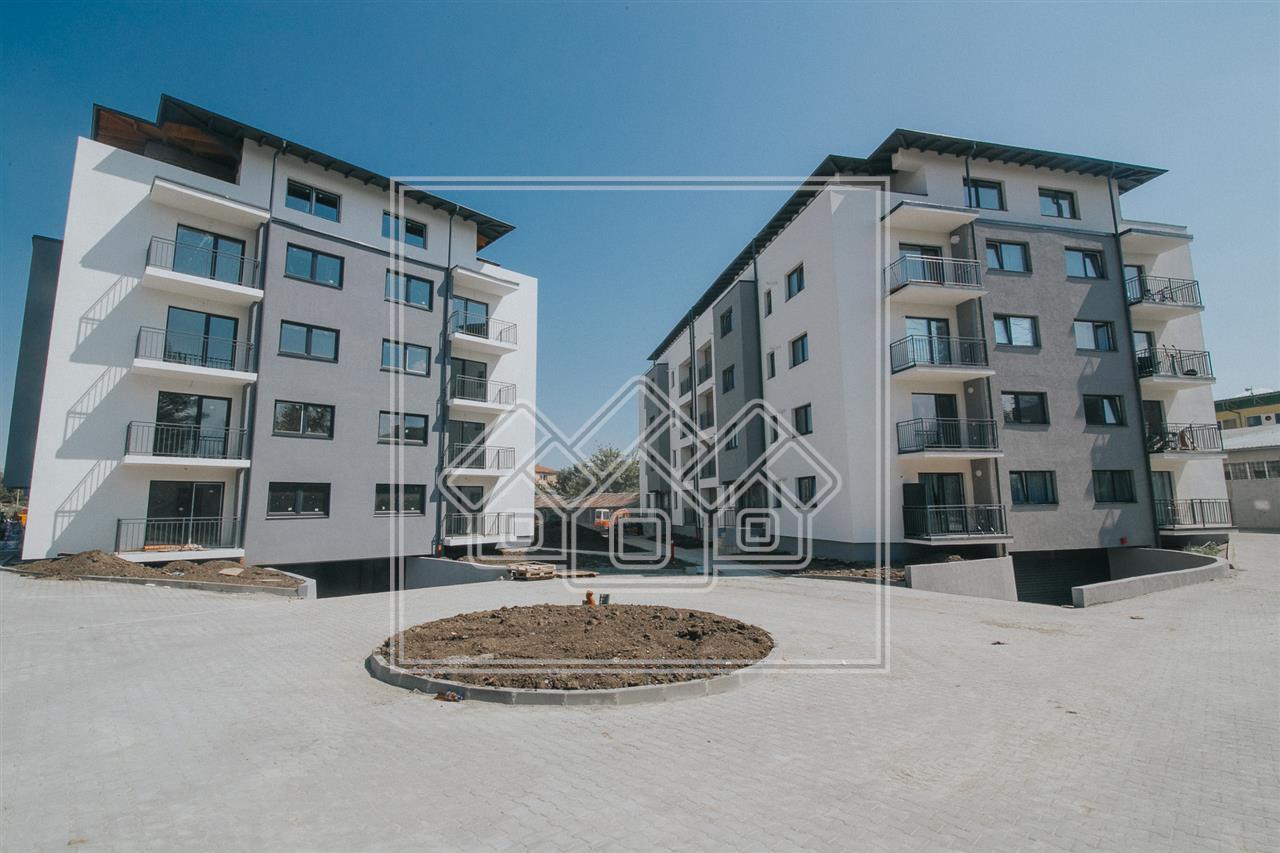 Penthouse de vanzare in Sibiu - complet decomandat - zona CENTRALA