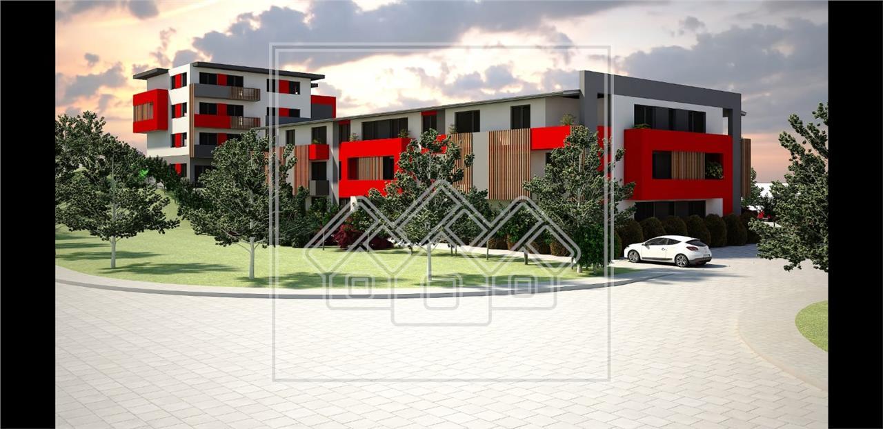Spatiu de vanzare in Sibiu-Park Business-terasa de 30 mp