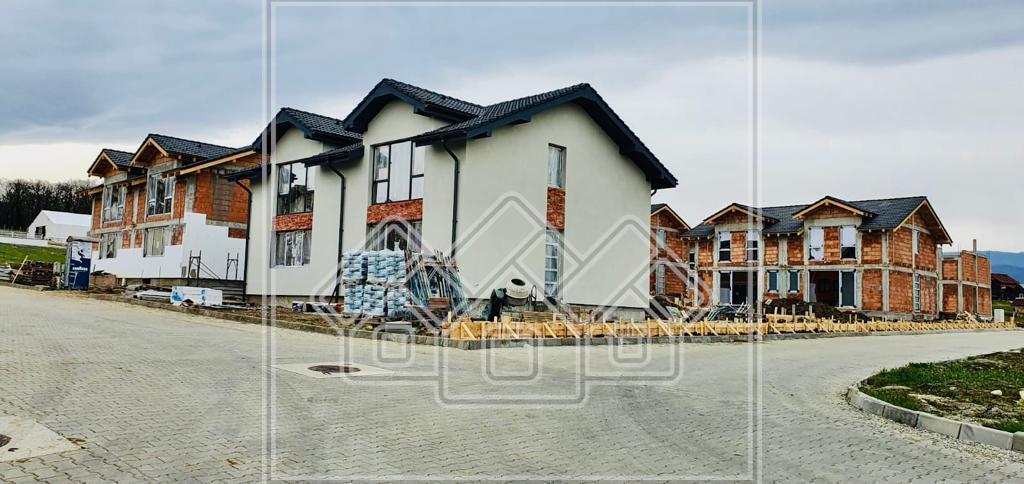 House for sale in Sibiu - Cisnadie - Liziera Padurii