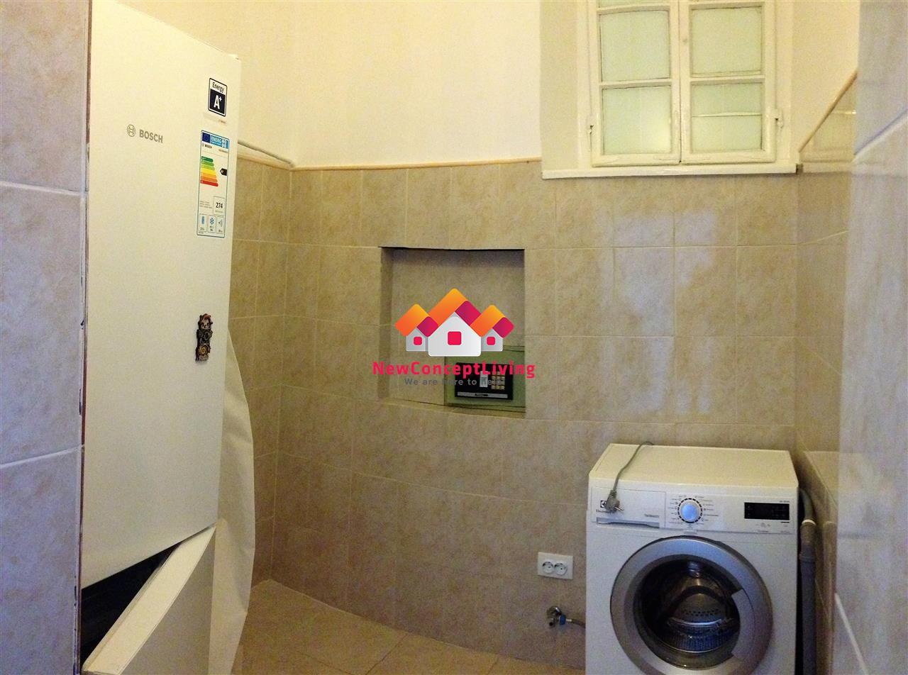 Apartament 3 camere deosebit in Centrul Sibiului, renovat - Etaj 1