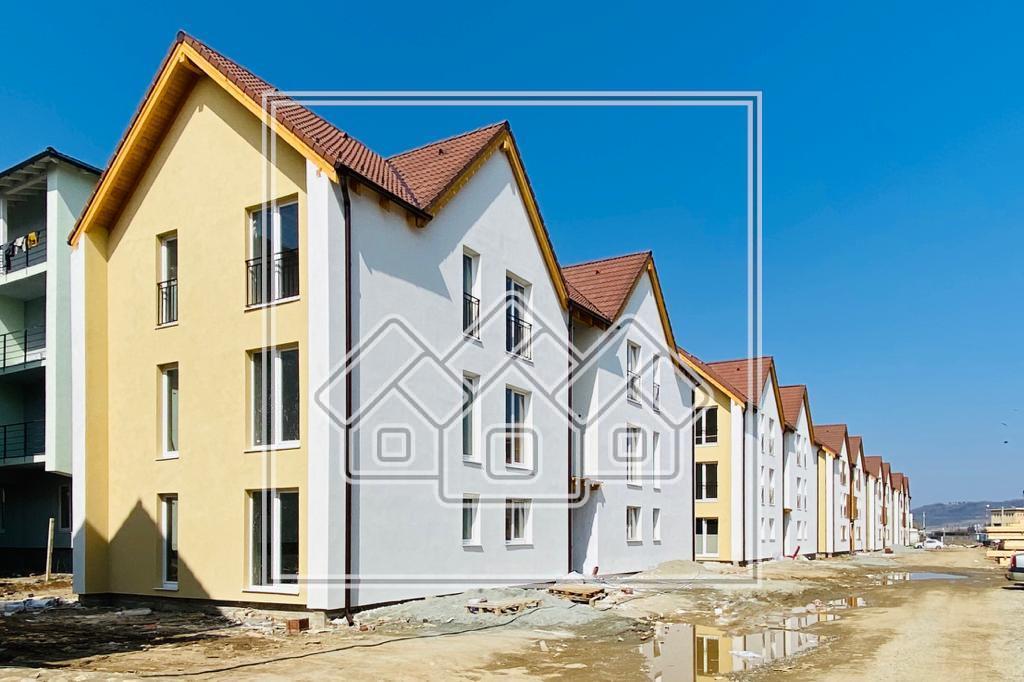 Apartament de vanzare in Sibiu - 3 camere - 63 mp utili
