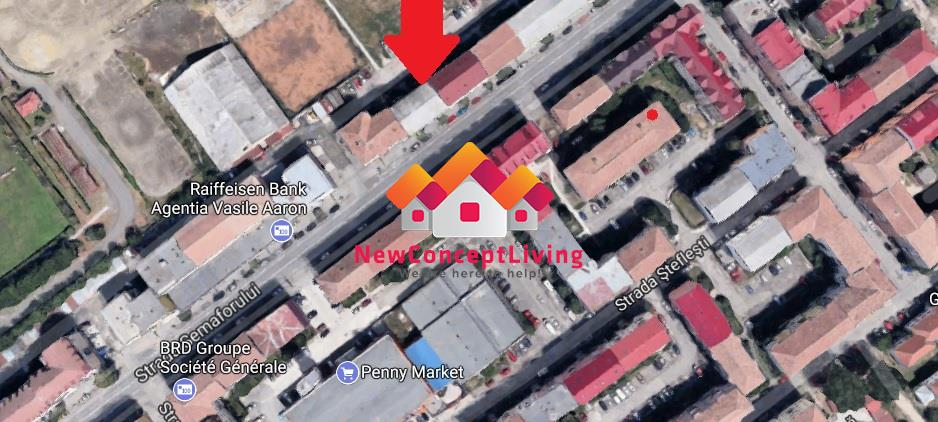 Spatiu Comercial  de inchiriat in Sibiu  strada Semaforului