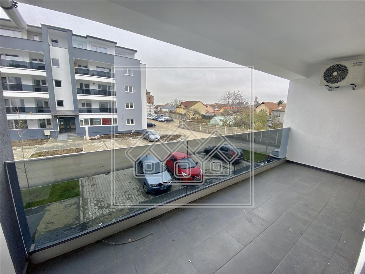 Apartament de inchiriat in Sibiu-3 camere cu balcon-C. Kogalniceanu