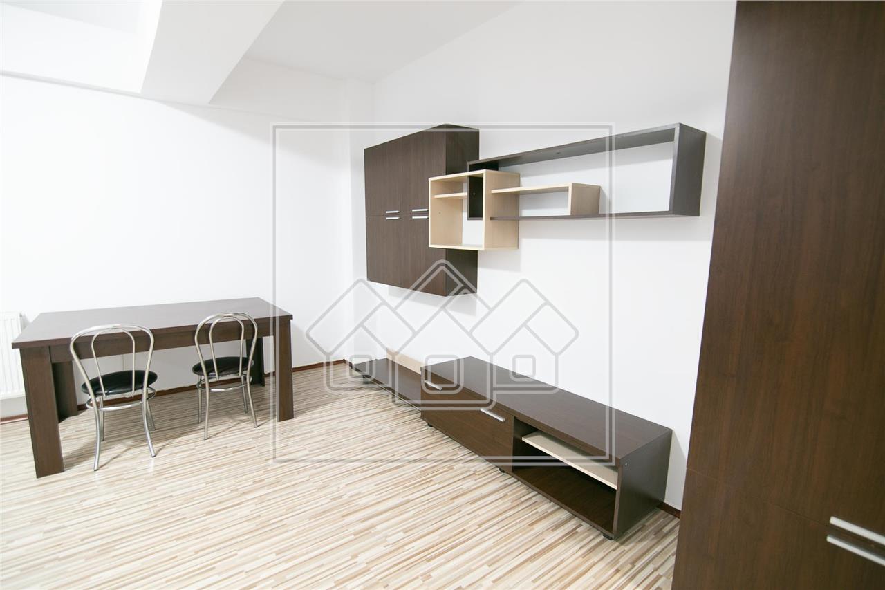 Apartament de vanzare in Sibiu-2 camere cu balcon-Zona Strand