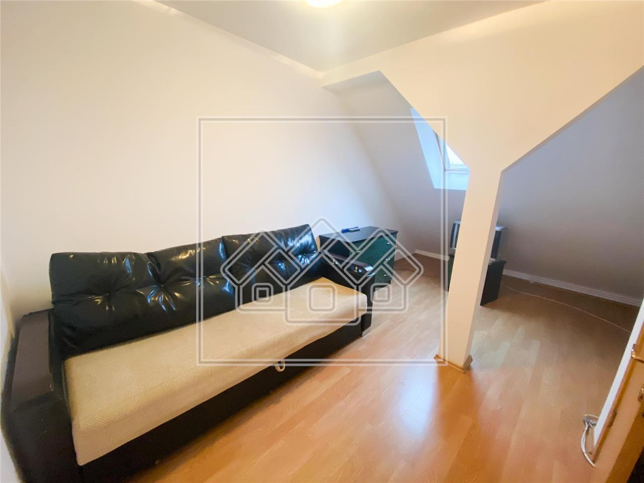 Apartament de inchiriat in Sibiu-3 camere cu balcon-Vasile Aron