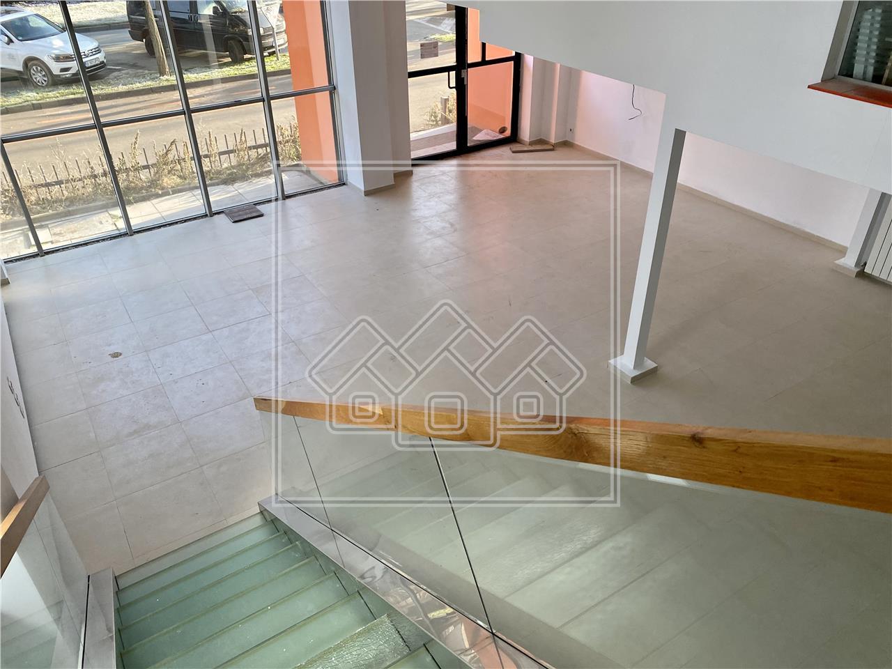 Spatiu de birouri de inchiriat in Sibiu - zona Centrul de afaceri