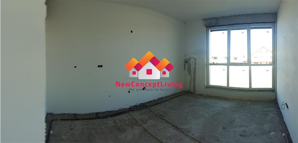 Apartament de vanzare Sibiu - LUX - 3 camere -Selimbar, zona N Brana