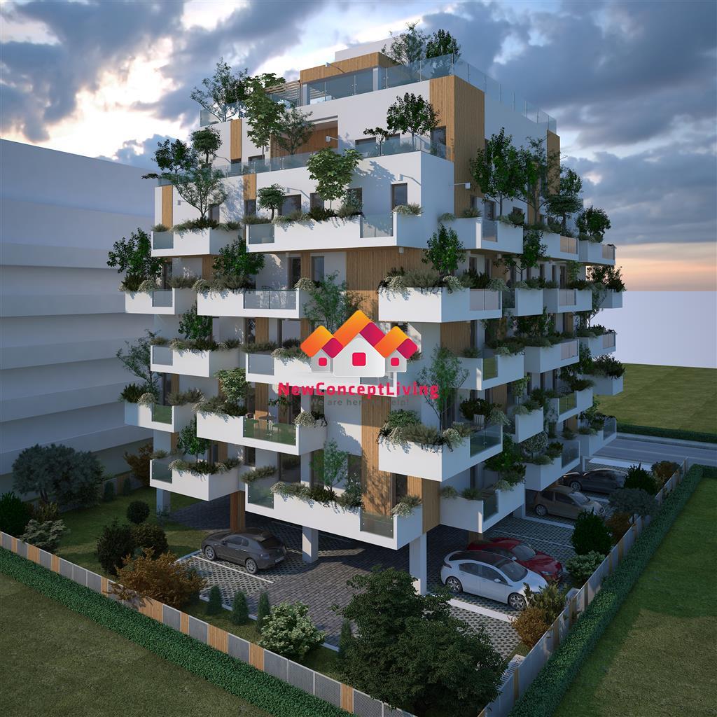 Apartament de vanzare Sibiu -PENTHOUSE - Terase spatioase si piscina
