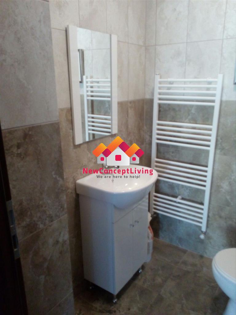 Apartament de inchiriat in Sibiu - de 3 camere, nou ,mobilat si utilat