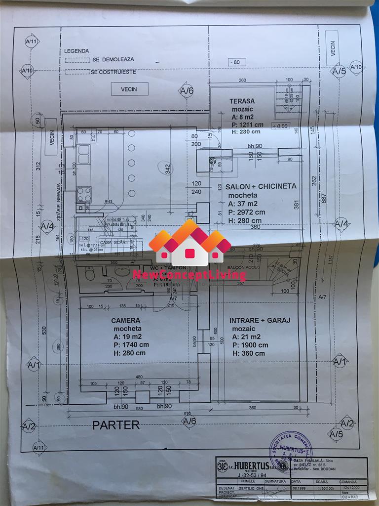 Casa Frumos amenajata si Spatioasa cu Pivnita - Zona Turnisor