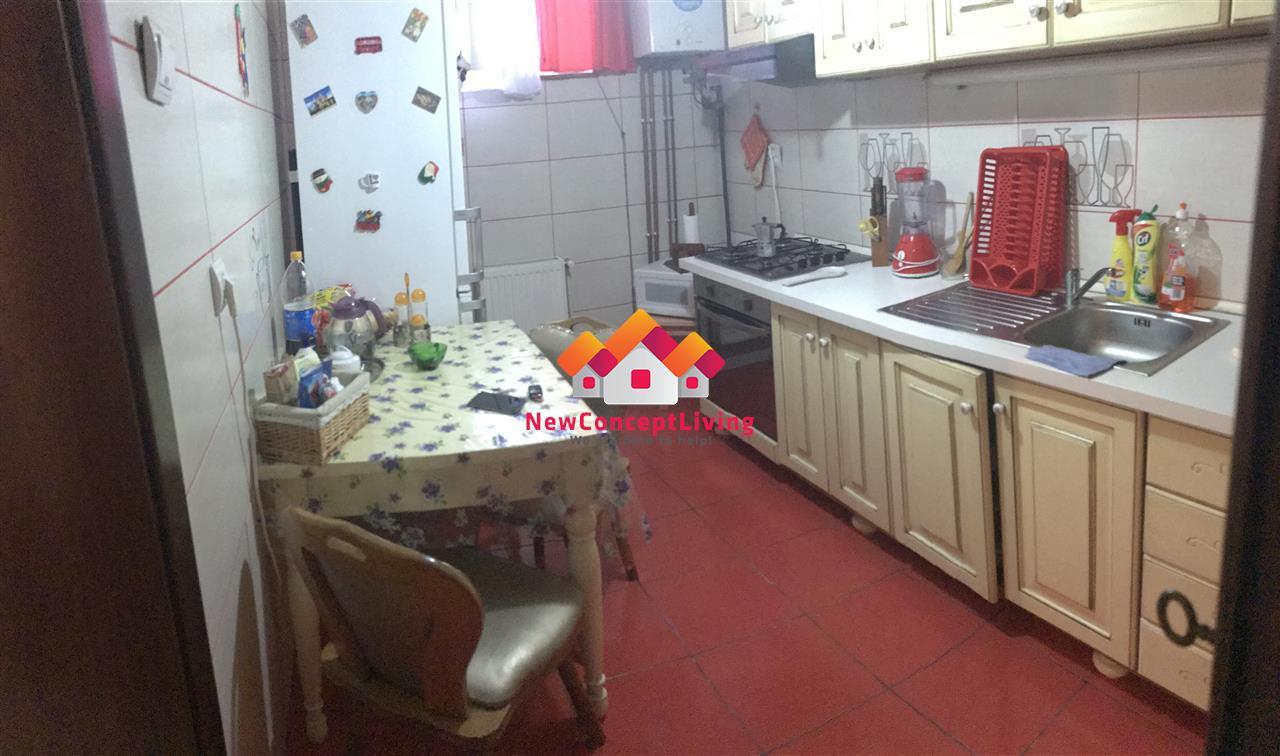 Apartament de vanzare Sibiu- Mobilat si Utilat -Boxa si Debara-