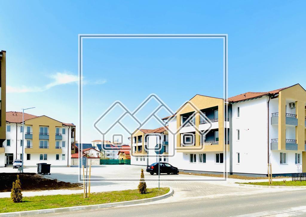 Apartament 2 rooms for sale in Sibiu2-room apartment for sale in Sibiu