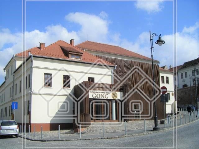 House for sale in Sibiu- centrally located