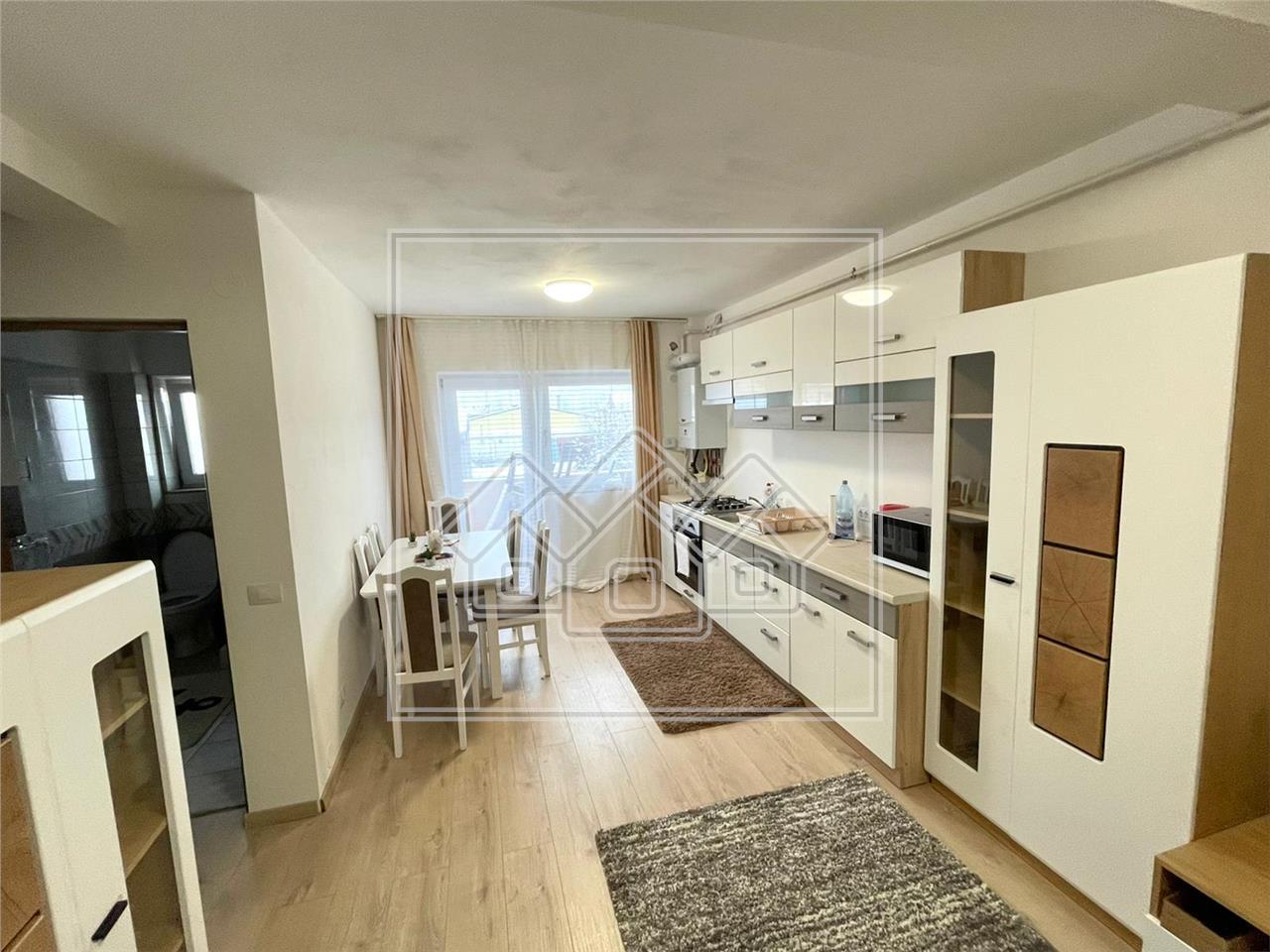 Apartament de inchiriat in Sibiu-3 Camere cu balcon -Calea Surii Mici