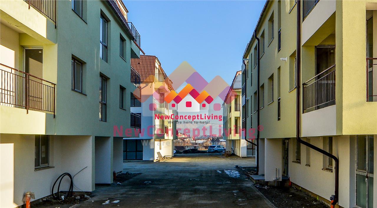 Apartament 2 camere de vanzare Sibiu - DECOMANDAT- Lake Residence