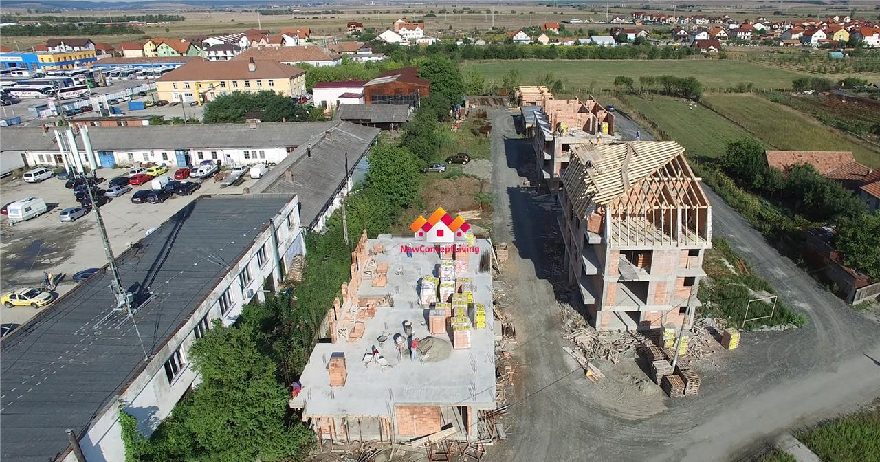 Apartament 2 camere de vanzare Sibiu – LA VILĂ – Lake Residence