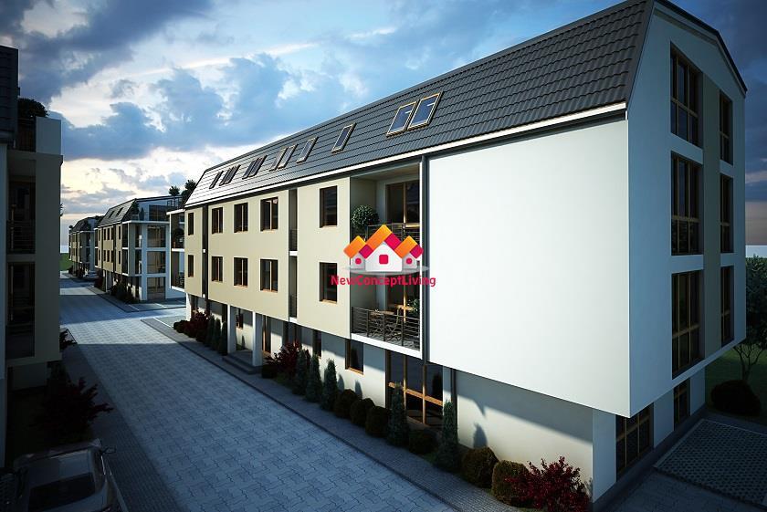 Apartament 2 camere de vanzare Sibiu - decomandat - spatios -