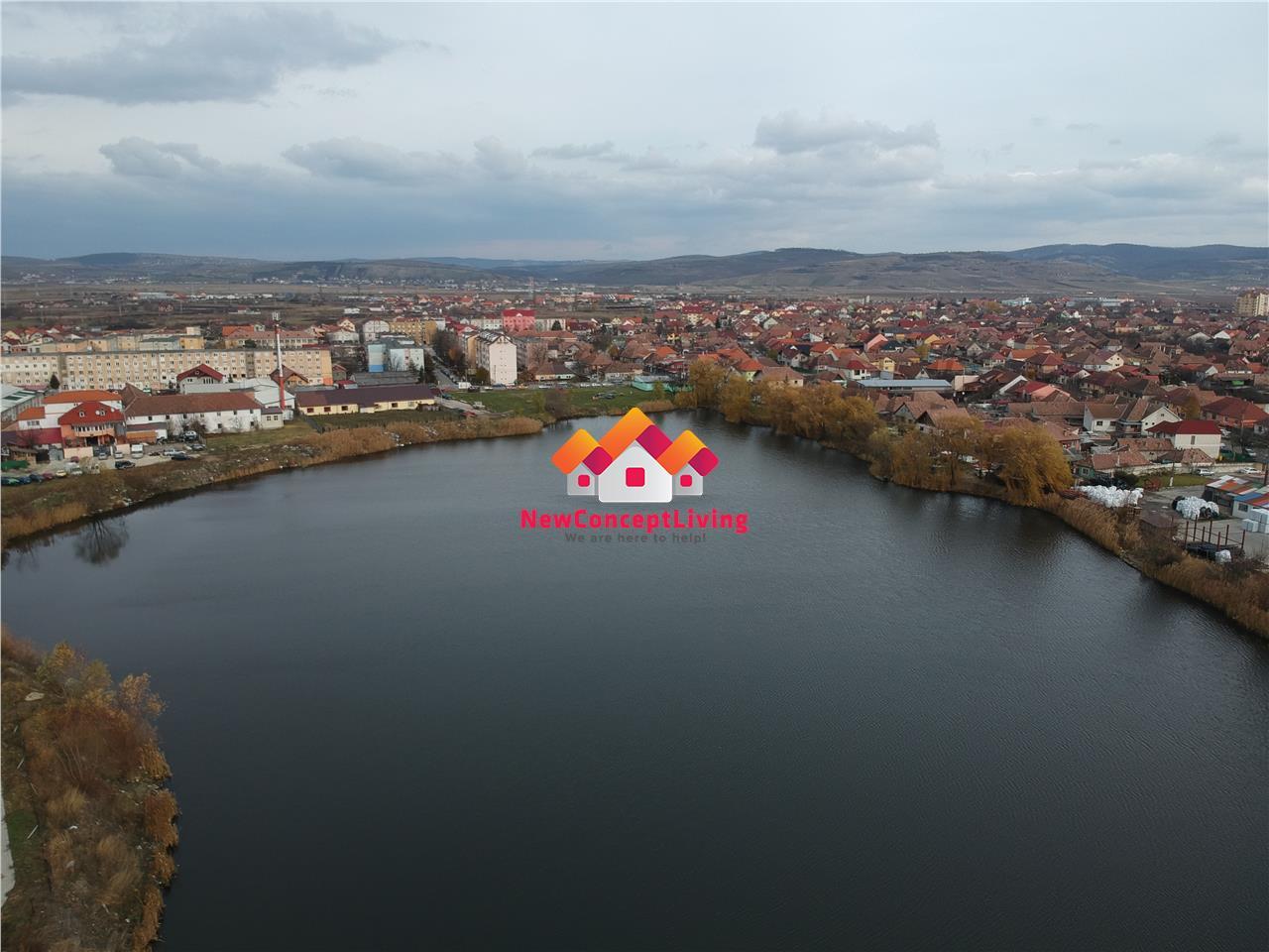 Apartament 2 camere de vanzare Sibiu - LA VILĂ - Lake Residence