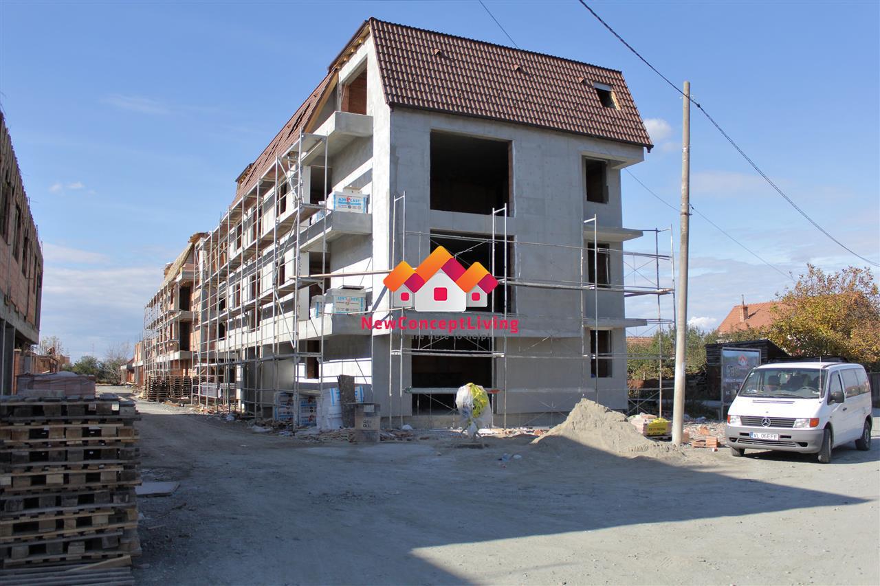 Apartament de vanzare Sibiu - 2 camere - ETAJ INTERMEDIAR