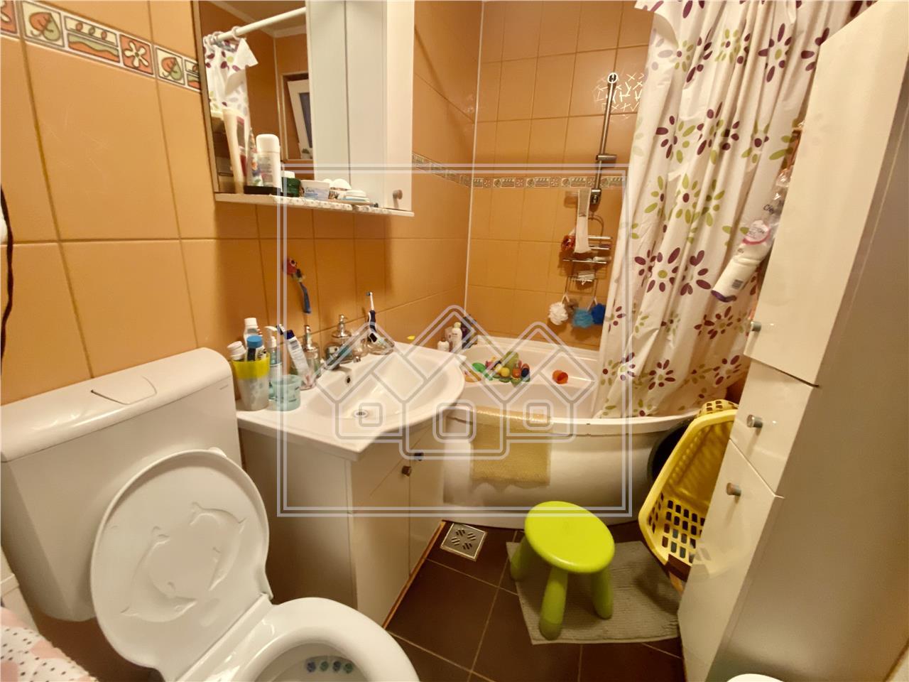 Apartament de vanzare in Sibiu cu 3 camere - Blv. Mihai Viteazu