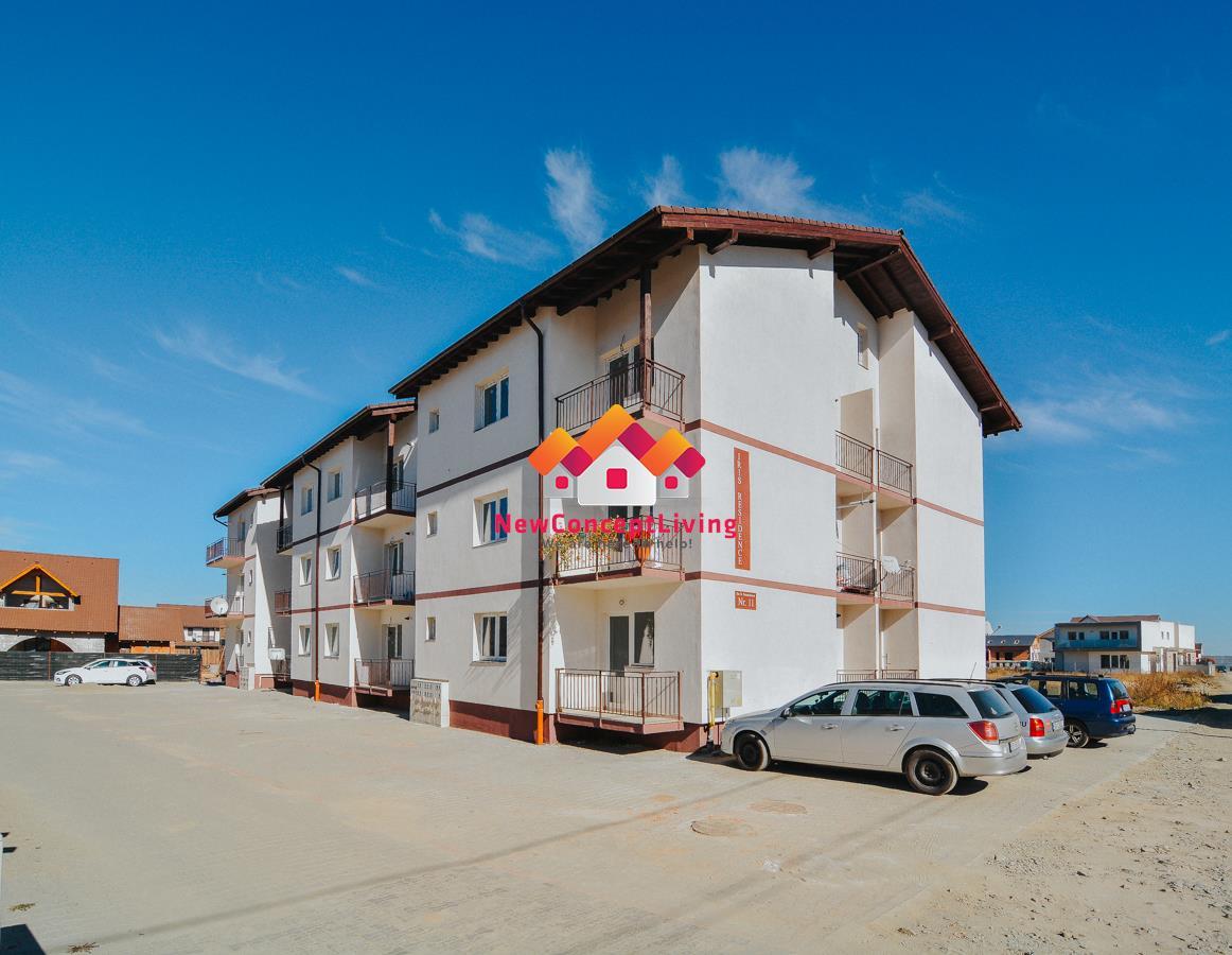 Apartament de vanzare in Sibiu -3 camere+spatiu locuibil in mansarda