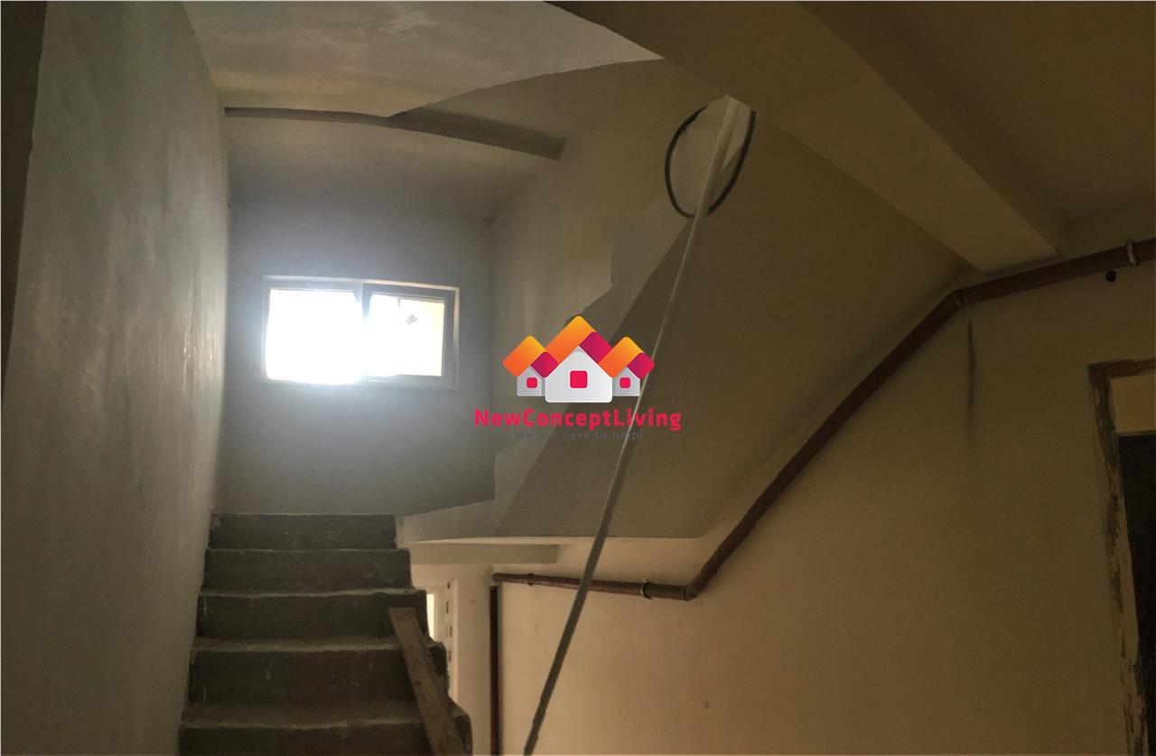Apartament de vanzare in Sibiu - INTABULAT - 3 camere, 2 balcoane