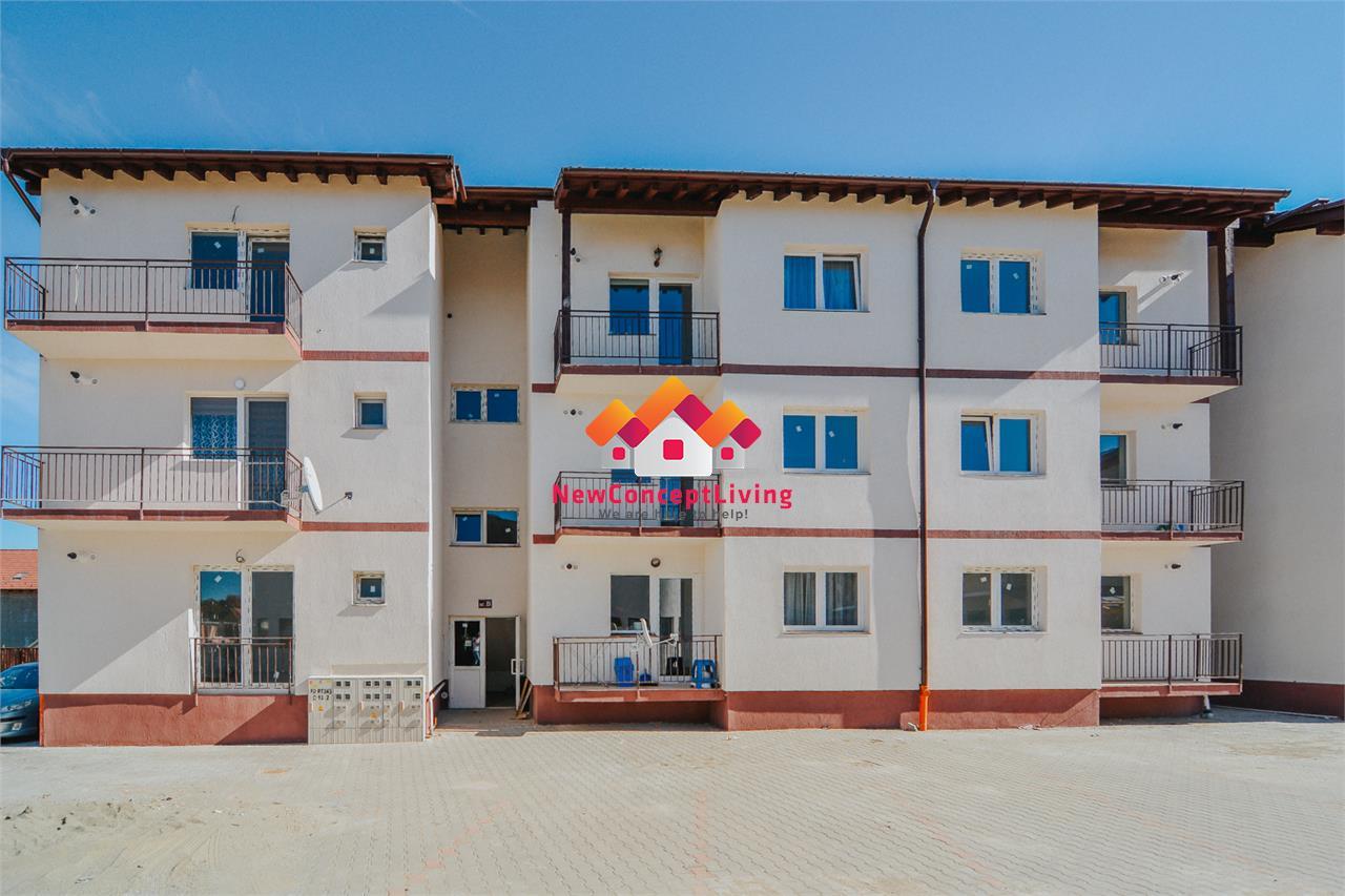 Apartament de vanzare in Sibiu -3 camere + pod mansardabil