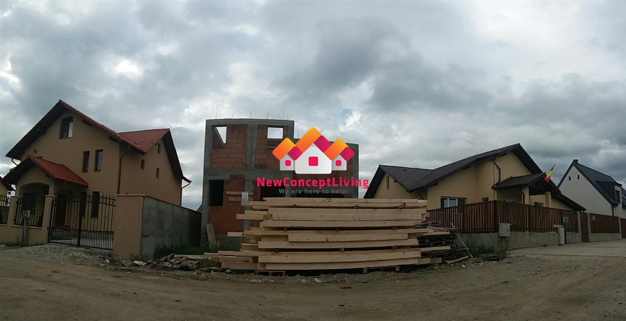 Casa de vanzare in Sibiu  -INDIVIDUALA -6 camere