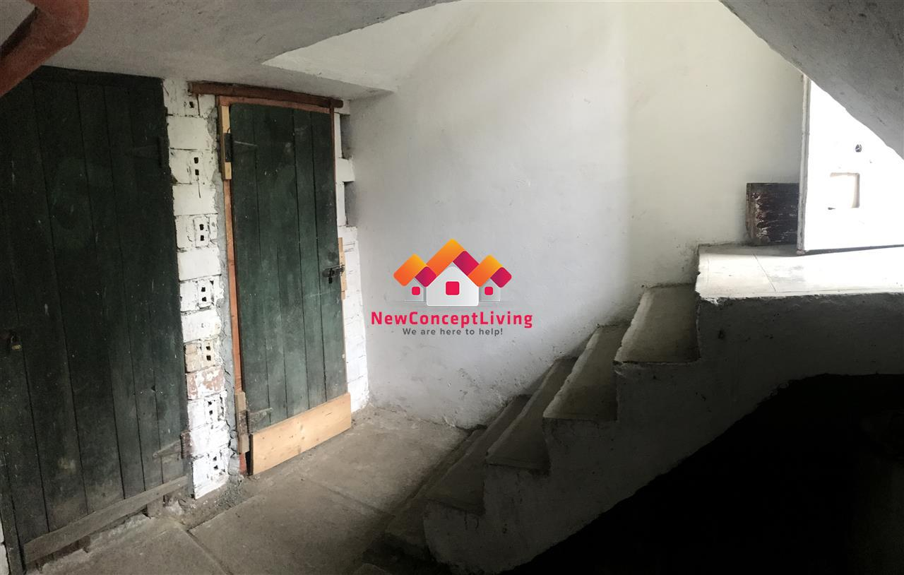 Apartament de vanzare in Sibiu, 3 camere, 75mp + 200mp gradina