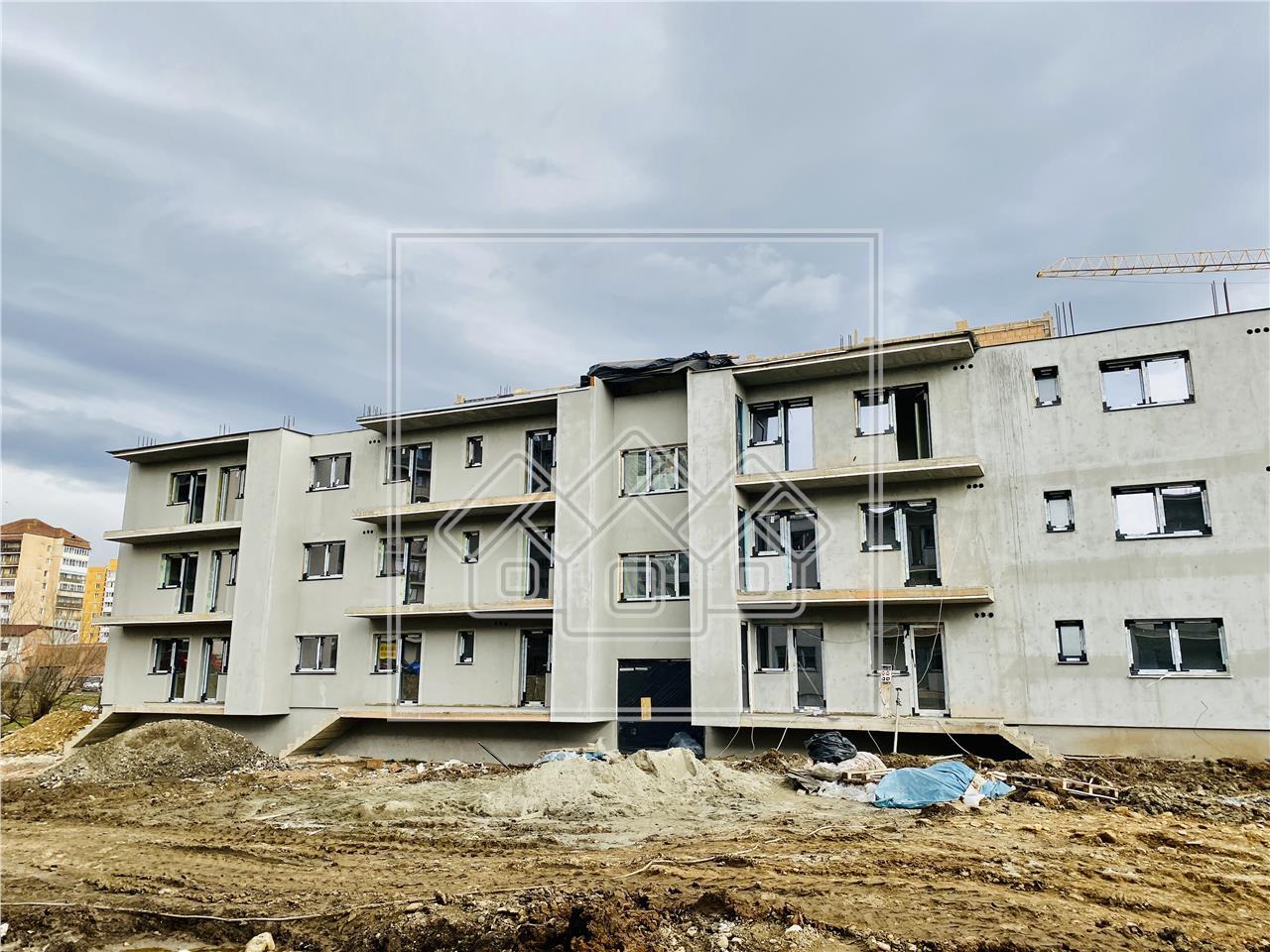 2-Zimmer-Wohnung zum Verkauf in Sibiu - Rahovei Bereich