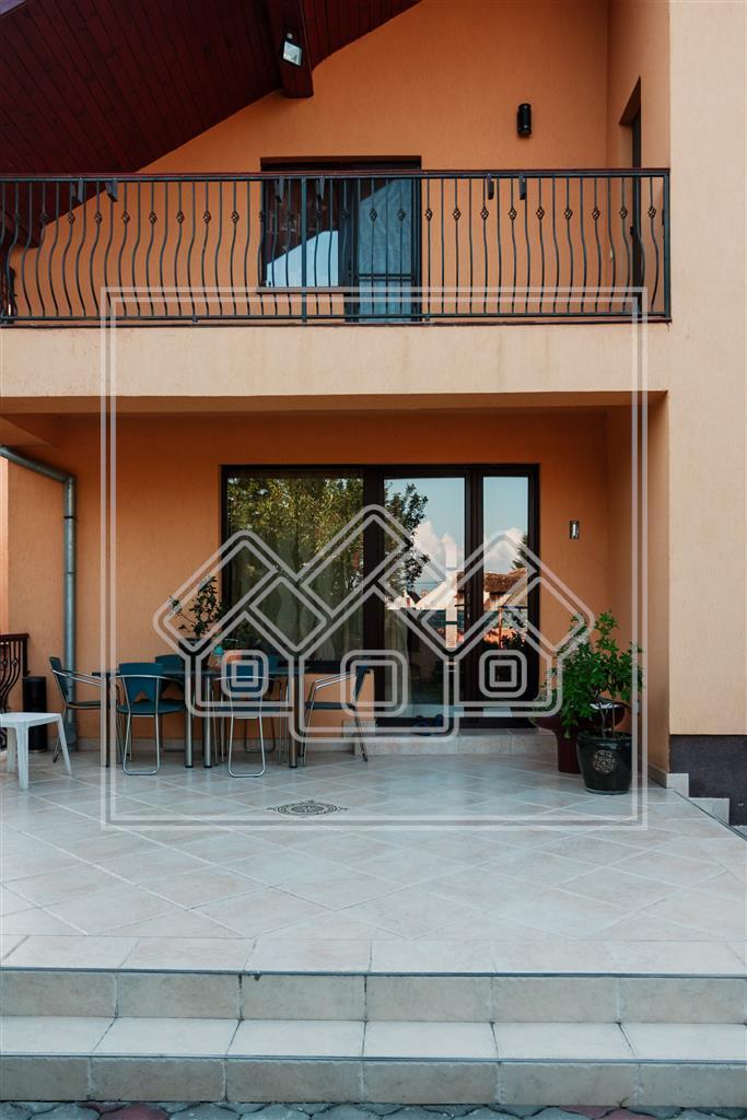 Casa de vanzare in Sibiu, complet mobilata si utilata