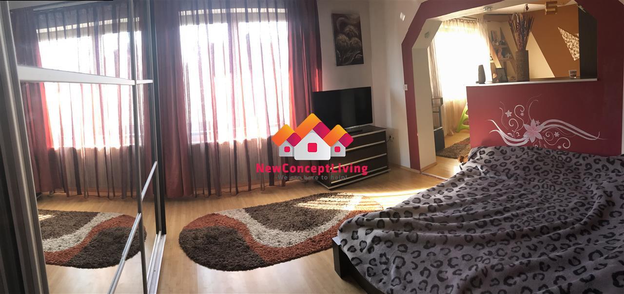 Apartament de vanzare in Sibiu -4 camere - Zona Parcul Sub Arini
