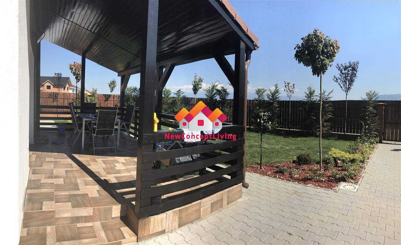 Casa de vanzare in Sibiu -INDIVIDUALA- Calea Cisnadiei + Gradina