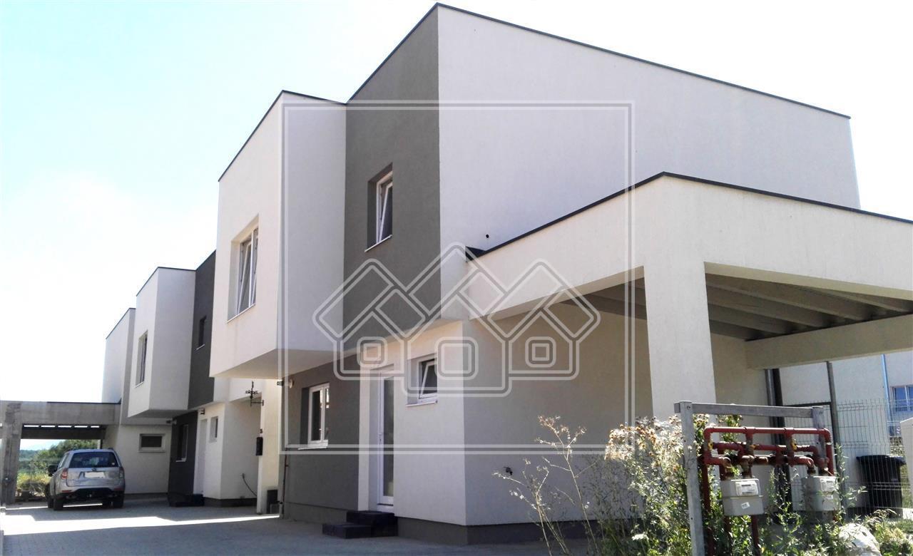 Casa de vanzare in Sibiu, INDIVIDUALĂ, finisată la cheie