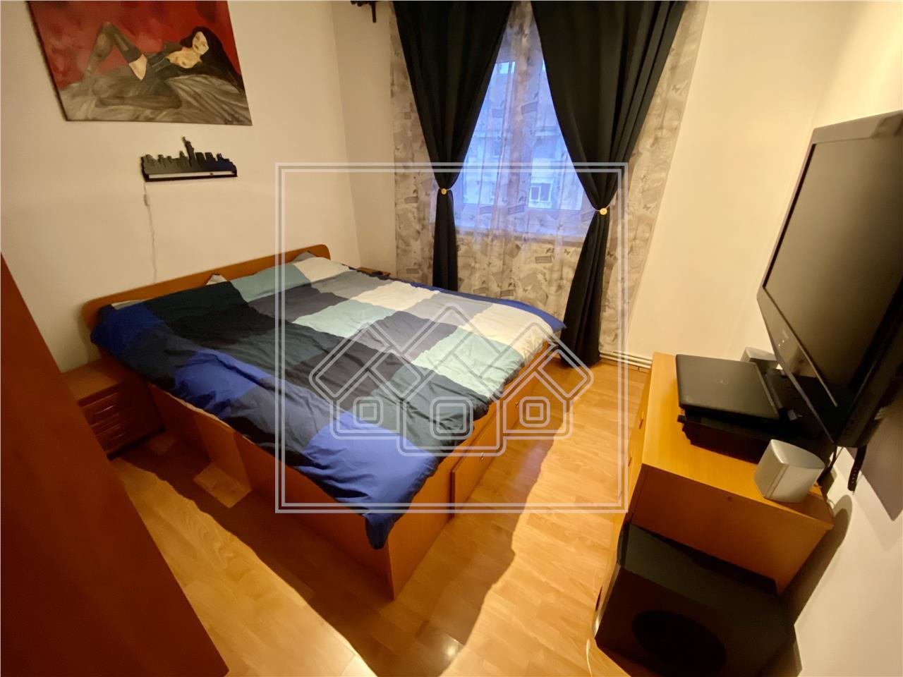 2-Zimmer-Wohnung zum Verkauf in Sibiu - Theresienstadt