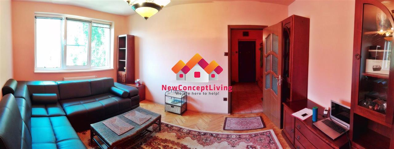 Apartament 3 camere de inchiriat in Sibiu, Piata Rahova