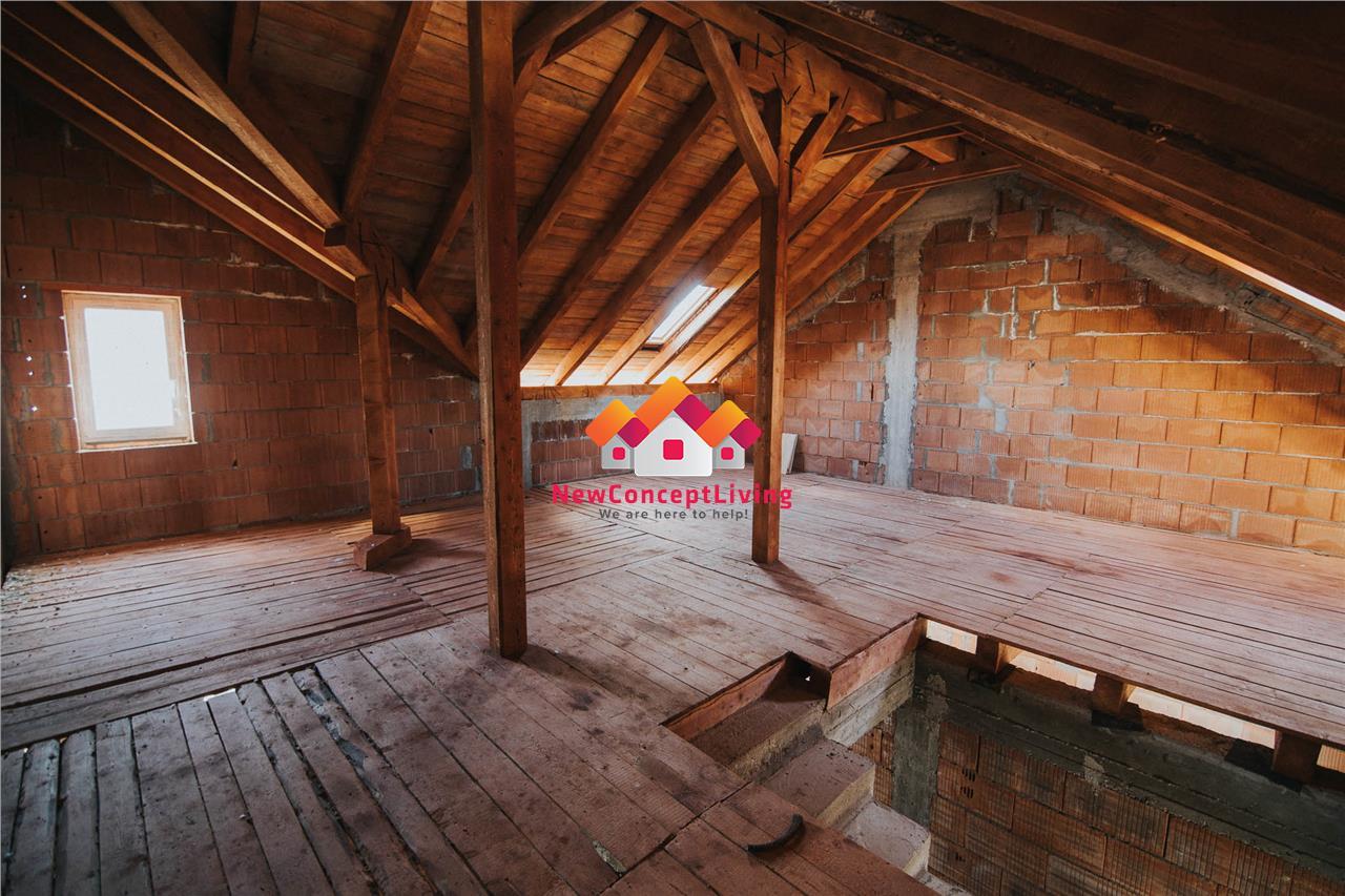 Casa de vanzare in Sibiu- Locatie frumoasa - 5 camere
