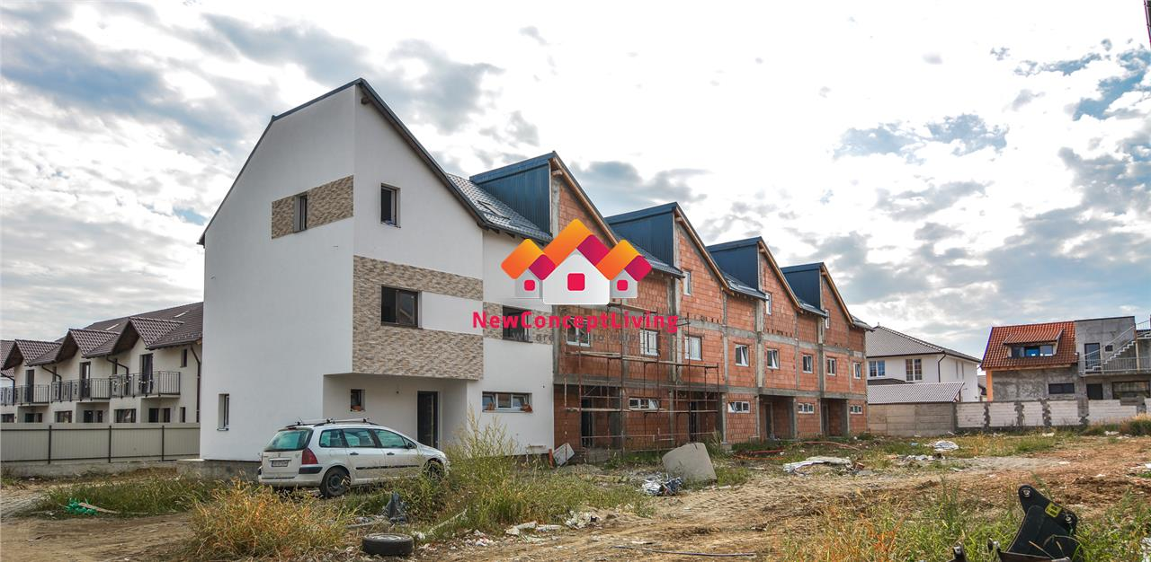 Casa de vanzare in Sibiu - cartier linistit de case - pret promo