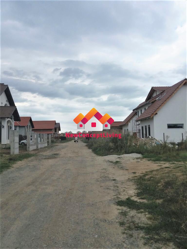 Teren de vanzare in Sibiu, zona Selimbar - Pictor Brana